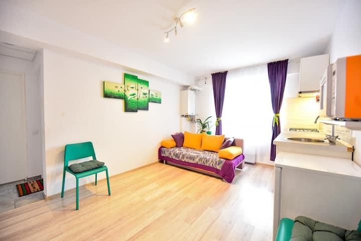 ☀ Feel Like Home in Sibiu - Cozy Apartment ☀