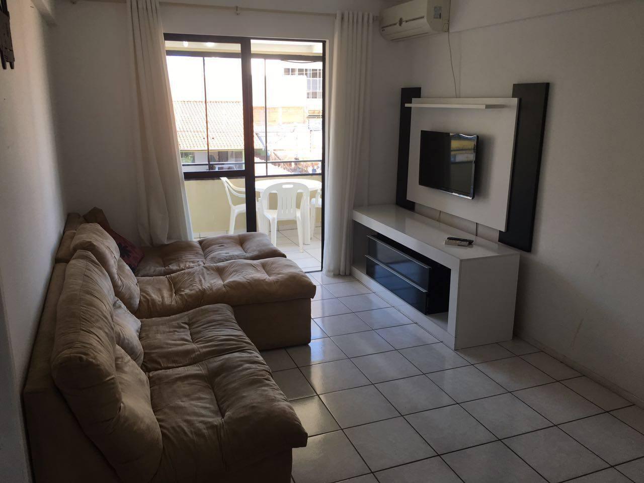 Sala de tv com ar condicionado e wifi