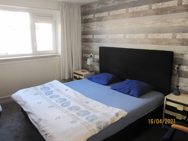 Entire apartment - two bedrooms