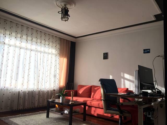 Cozy Home in Kadıköy Istanbul City Center