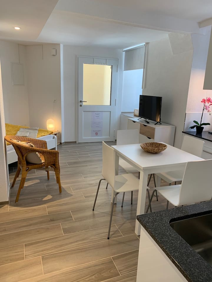 Möblierte kleine Wohnung Bremgarten