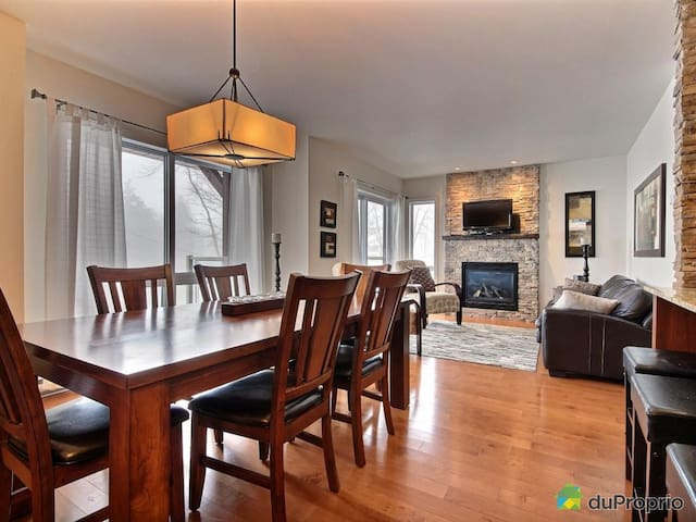 Nice condo on the mountain - Bromont - Apartament