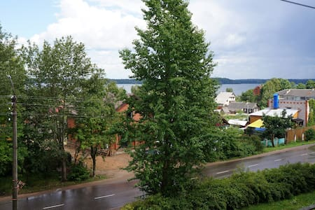 Квартира в центре города - Valday - Huoneisto