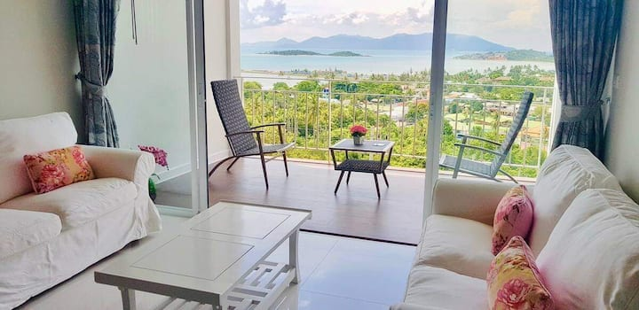 Splendid Sea View Studio Koh Samui | Special Rate