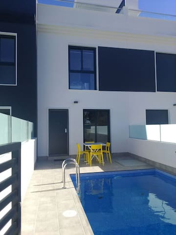 Brand New Modern House With Pool - Roda - Casa