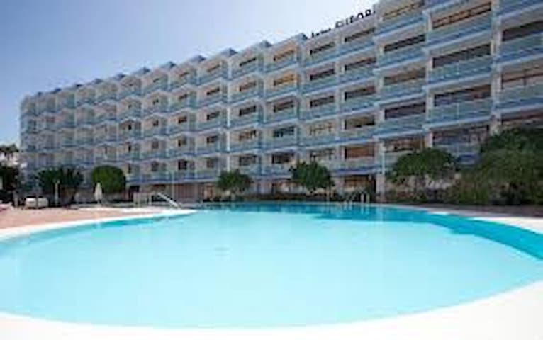 2-Apartamento en el corazón de Playa del Ingles