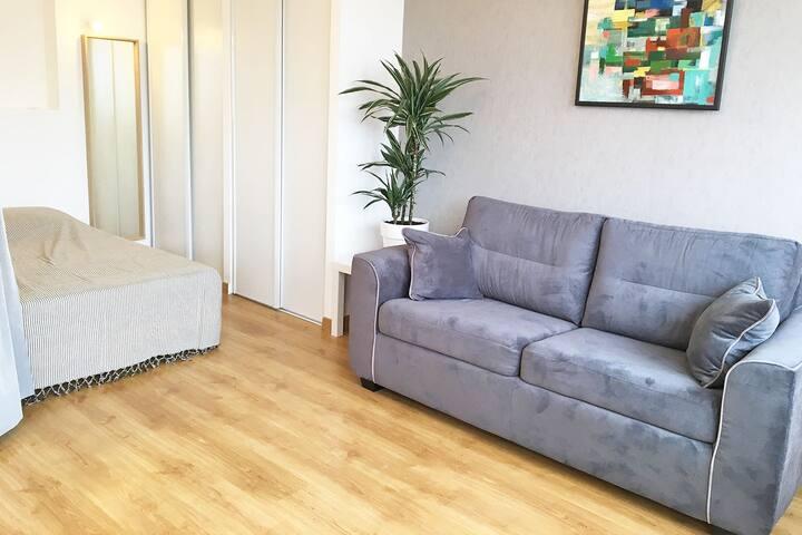 Appartement cozy et confortable à 5 min d'Orléans