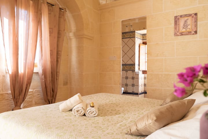 Romantic room in typical farmhouse '400 years old