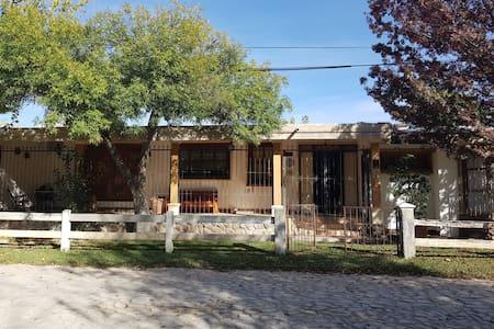 Acogedora  Casa  En Pueblo  Mágico