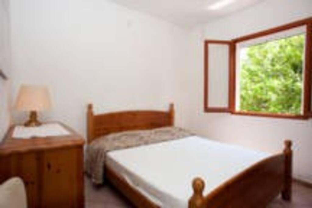 camera matrimoniale p. terra