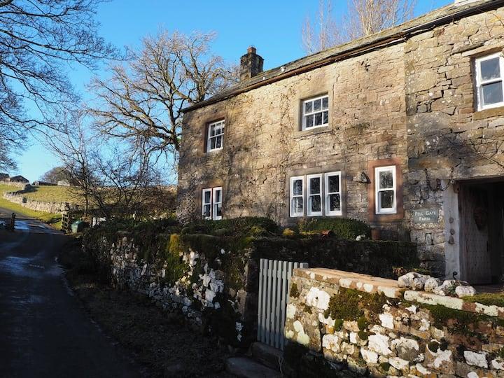 Fellgate Farm, Helton (Grade II listed farmhouse)