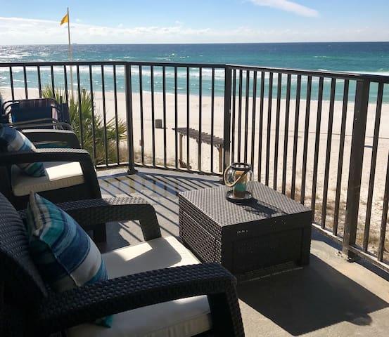 Jewel on the Gulf! Sunbird 305W. 3rd floor B unit!