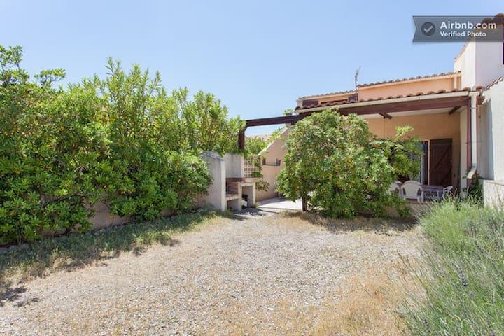 Cosy family beach house - Fleury - Villa