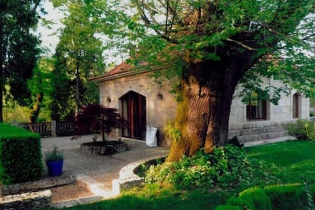 Casa con entorno único en Mondariz Balneario