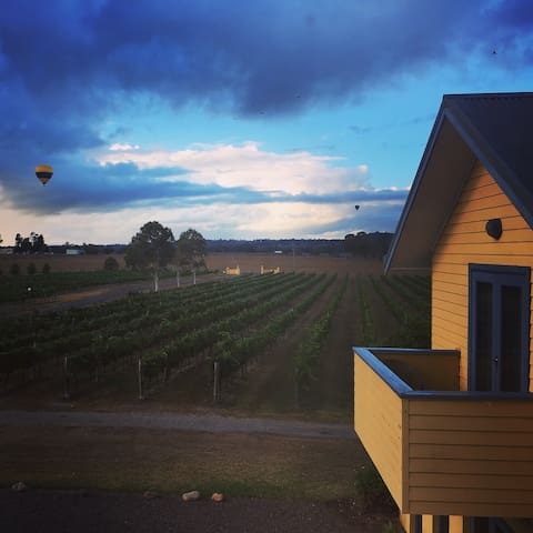 The Loft - Tranquil Vale Vineyard