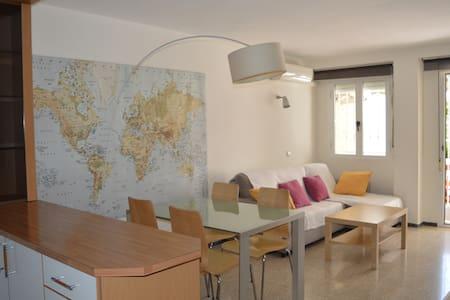 Apartment terrace Alicante beach