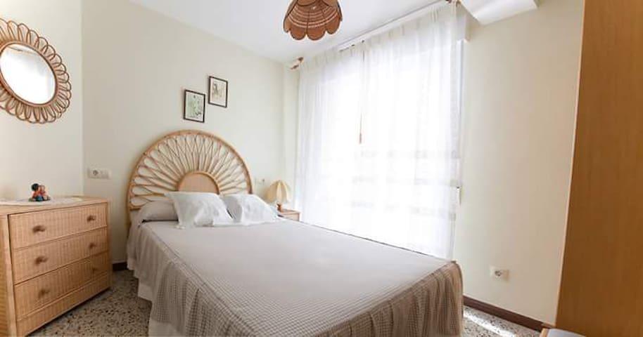 Apartamento en Portonovo 200m de la Playa. + WIFI