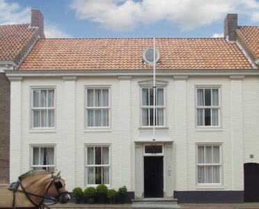 Abeelboom rust en sfeer in het centrum van de stad - Middelburg - Bed & Breakfast