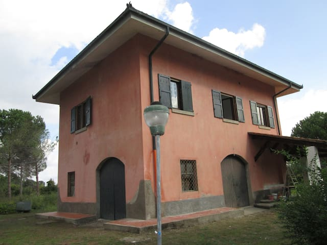 casa da 4 persone tra mare e natura - Giannella - Leilighet