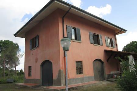 casa da 4 persone tra mare e natura - Giannella - Lägenhet