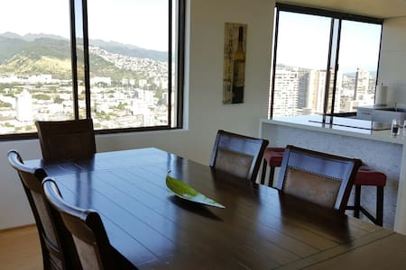 NEW WAIKIKISTAY Large Penthouse 2/2 - Honolulu - Apartment