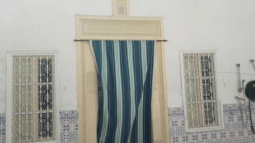 Grande Maison Arabe Pittoreque - Nabeul - Semesterboende