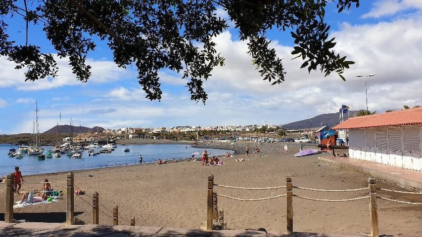 Double room, Arona, Tenerife south, 300 mt Beach