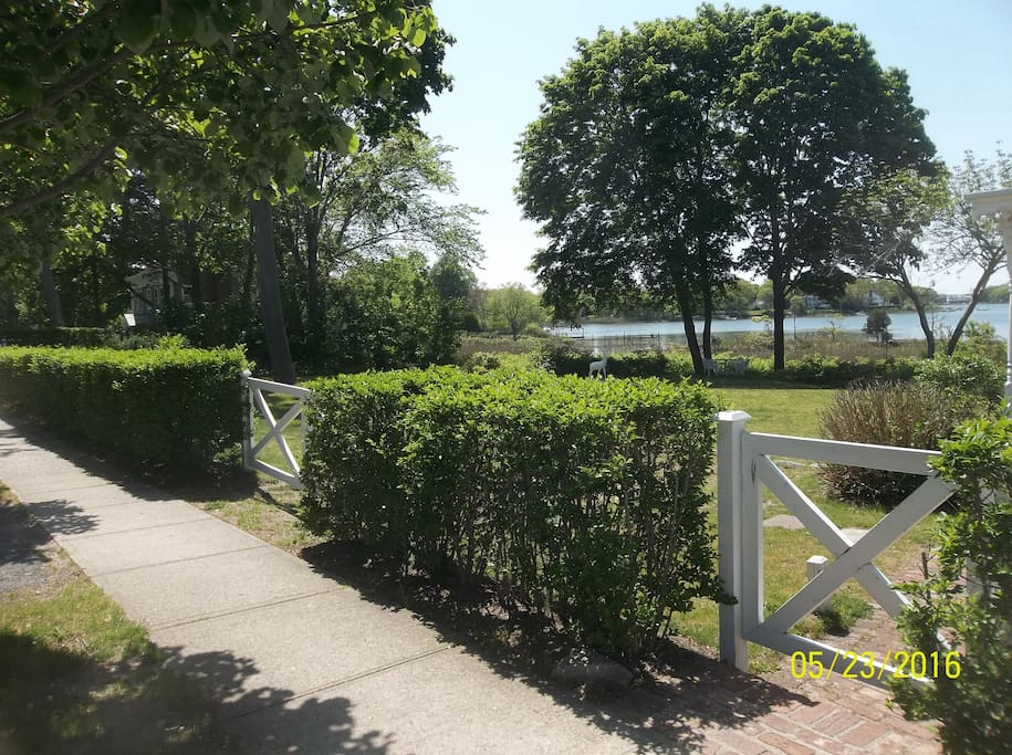 Sidewalk View #2