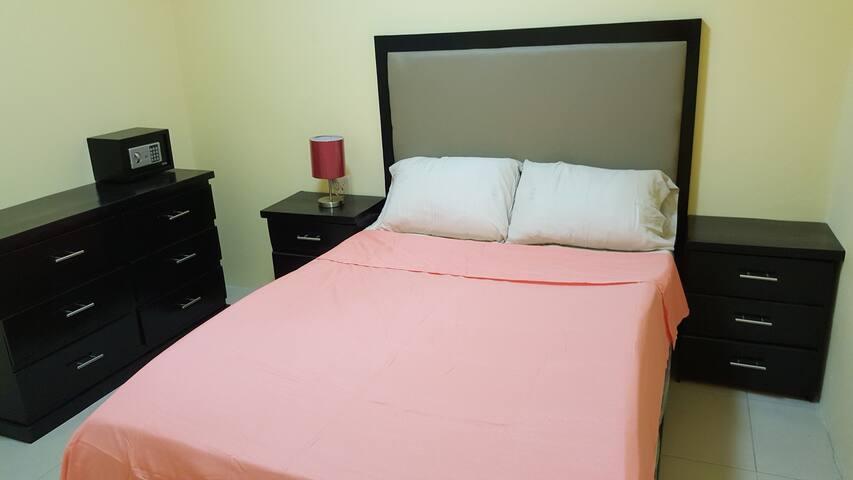 Departamento amueblado y cómodo. - Villahermosa - Apartment