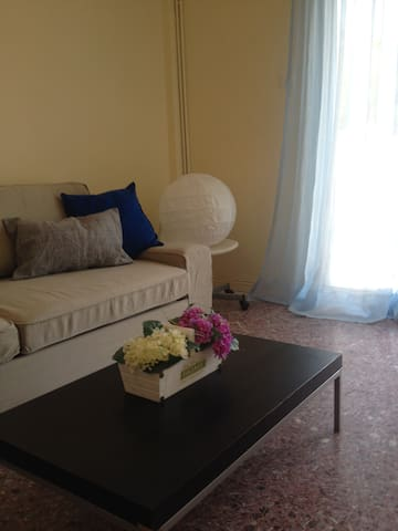 Modern Family BeachHouse Trinity Near Thessaloniki - Agia Triada - Apartament