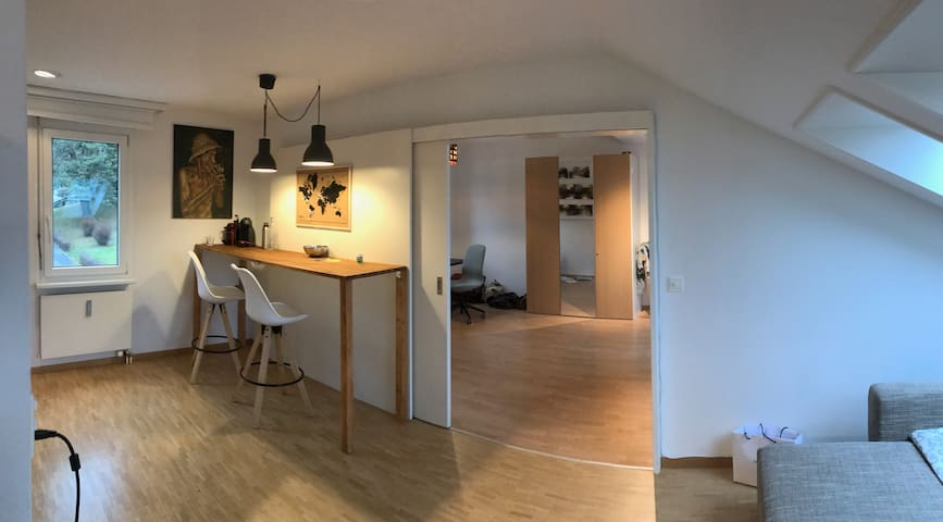 Cosy 2.5 apartment close to Olma and University