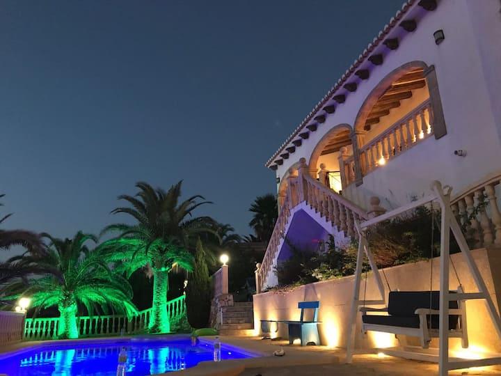 La Victoria, luxe villa met fabelachtig uitzicht