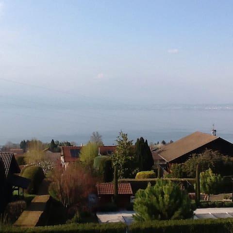 Chalet avec belle vue lac - Publier - Chalé