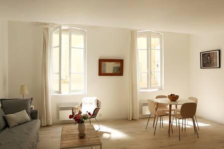 Plein soleil dans le centre ancien - Arles - Apartment