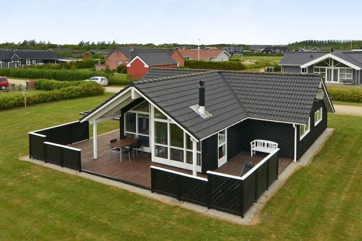 Upscale Holiday Home in Tarm with Sauna