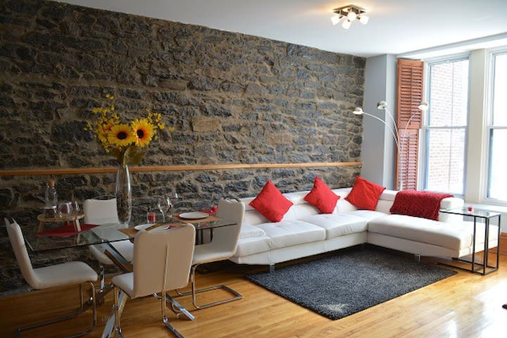 Beautiful Downtown Montreal Home!
