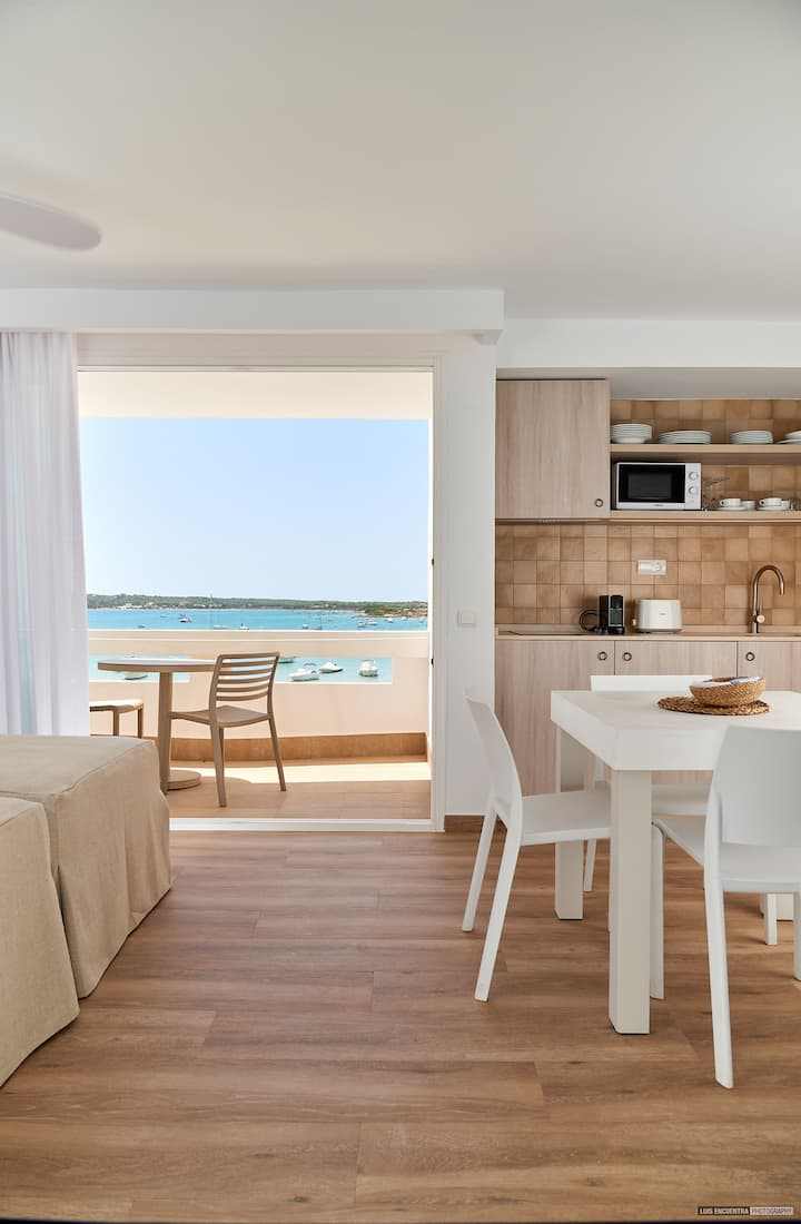 Apartamento 4 vista mar SABINA PLAYA