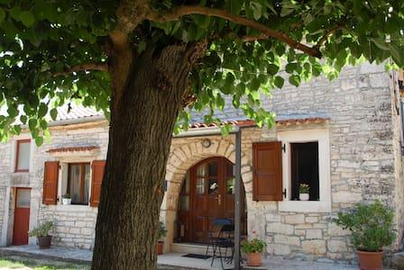 Little Istrien stone house - Heraki