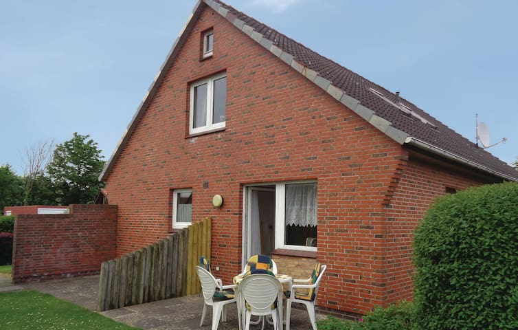 Holiday apartment with 1 bedroom on 45m² in Friedrichskoog