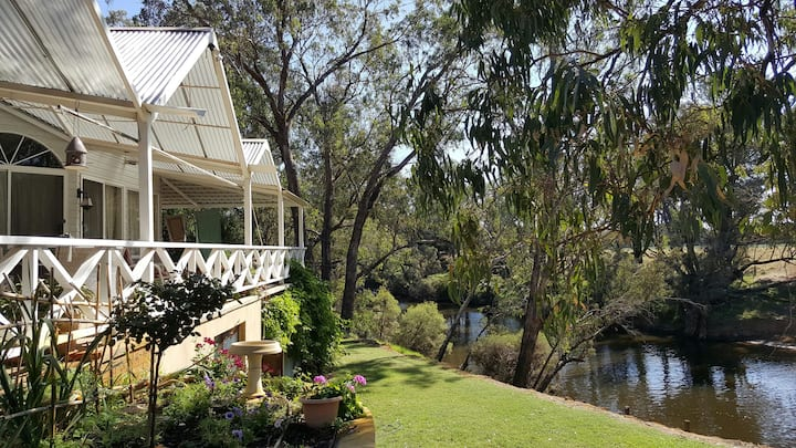 Tranquility on the Murray River