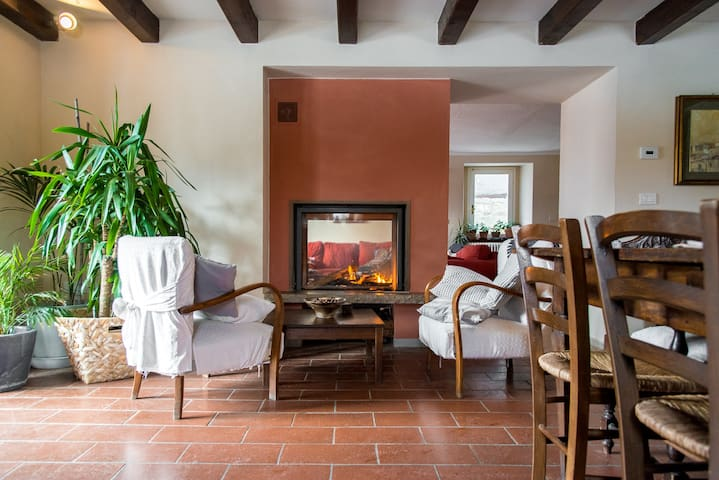 la casa di Bianca - Gaggio Montano - Rumah