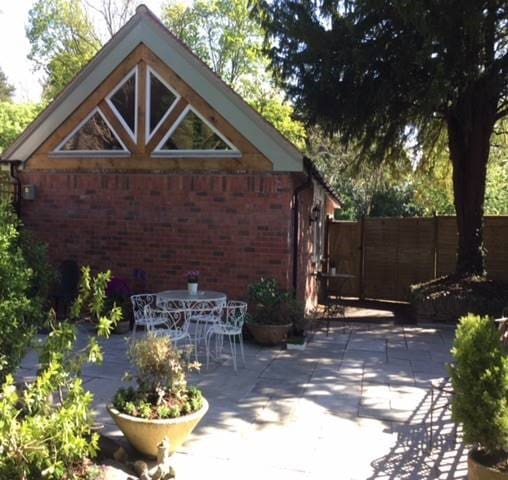 Located in a quiet cul-de-sac with parking and outdoor space