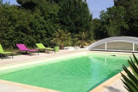 Maison architecte avec piscine près du Futuroscope - Vivonne