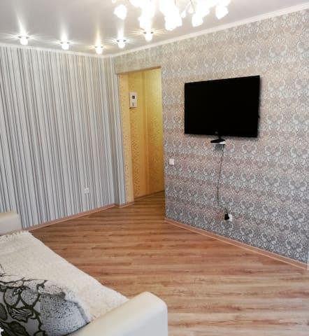 2-комнатня квартира для ценителей уютной атмосферы