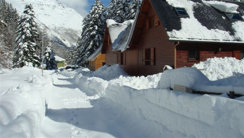 Meyabat River Lodge Glisse Thermalisme & Bien Être