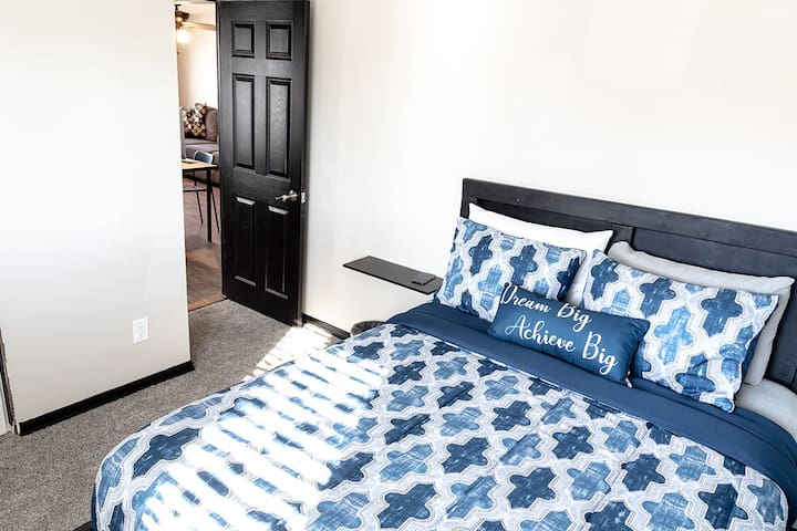 Private Modern Apt Near Frankenmuth Amazing Beds