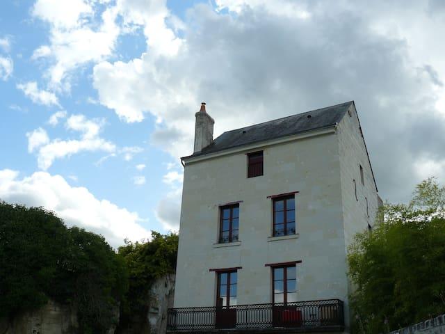 Grand gîte ligérien - Montsoreau - House