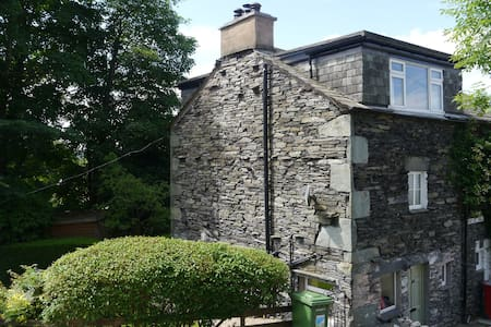 Cosy lakeland cottage in the heart of Ambleside - Ambleside - House