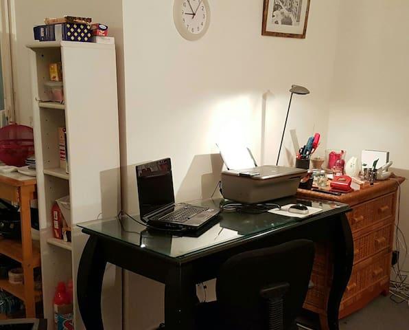 Studio très bien placé à Cergy à 25 min de Paris - Cergy - Leilighet