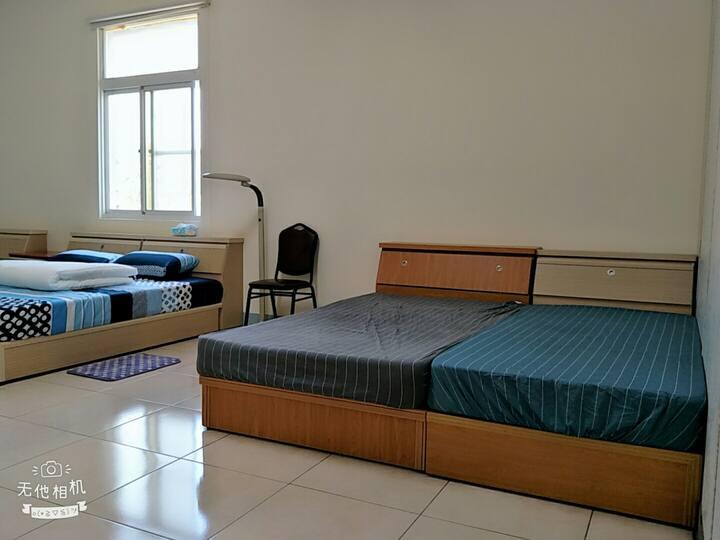 Panpan's Home(Inn A)/500TWD per night/also English